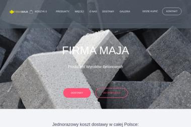 Firma Maja - Sprzedaż Piasku Kamienna Góra