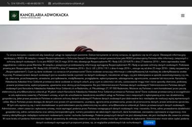 Kancelaria Prawna - Agencja Ubezpieczeniowa Radomsko