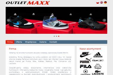 Firma Handlowa MAXX Anna Krupko - Obuwie Słupsk
