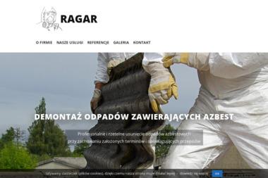 Firma Remontowo-Budowlana RAGAR mgr inż. Radosław Rokosz - Wynajem Kontenera na Gruz Kraków