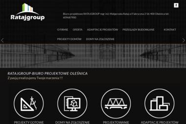 Biuro projektowe Ratajgroup - Rzeczoznawca budowlany Oleśnica