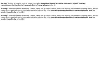 Stabautech - Dostawcy maszyn i urządzeń Wrocław