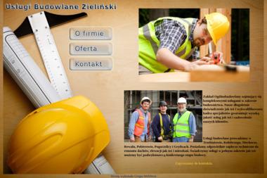 Zakład Ogólnobudowlany Mirosław Zieliński - Remonty mieszkań Trzebiatów