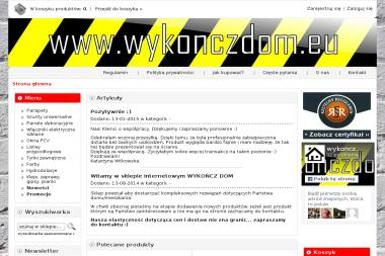 WWW.WYKONCZDOM.EU - Styropian Mińsk Mazowiecki