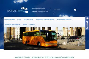 PTH Aviatour - Wycieczki i wczasy Granica