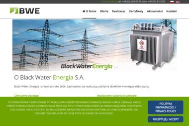 Black Water Energia Sp. z o.o. - Sprzedaż Artykułów Elektrycznych Gdańsk