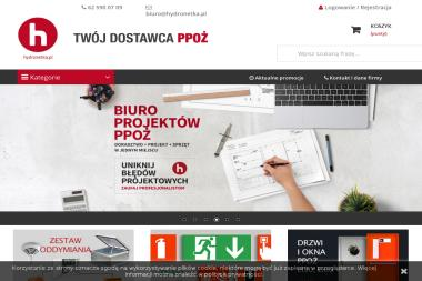 HYDRONETKA.pl Sp. z o.o. - Gotowy Sklep Internetowy Godziesze Małe