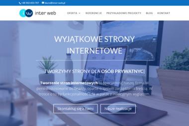 Inter Web - Tworzenie Sklepów Internetowych Otwock
