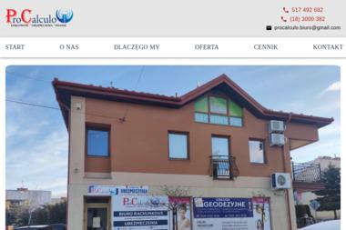 Biuro Usługowe Pro Calculo Halina Jędrusik - Ubezpieczalnia AC Grybów