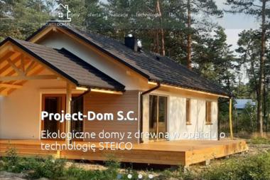 Project-dom - Domy szkieletowe Wisła