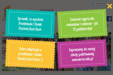 Niepubliczne Przedszkola Ciuchcia Puch Puch - Przedszkole Warszawa