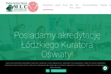 Studium Języków Obcych MLC - Szkoła językowa Łódź