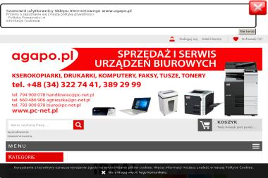 PC-NET - Kserokopiarki Częstochowa