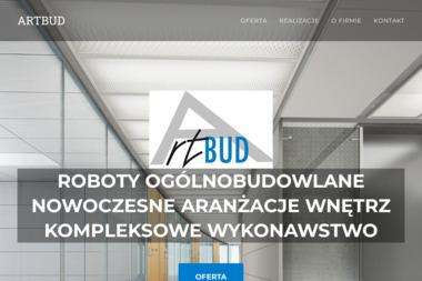 """Artur Przybylski """"ART BUD"""" Roboty Ogólnobudowlane Nowoczesne Aranżacje Wnętrz - Instalacje sanitarne Poznań"""
