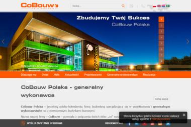 CoBouw Polska Sp. z o. o. - Montaż płyt warstwowych Łódź