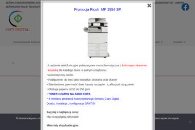 CopyDigital - Serwis sprzętu biurowego Czeladź