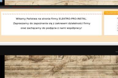 ELEKTRO-PRO-INSTAL - Przegląd Techniczny Budynku Kraków