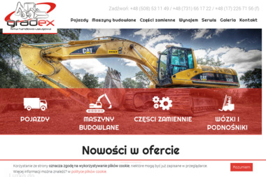 FHU GRADEX Tadeusz Grad - Ekipa budowlana Albigowa