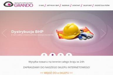 FHU Grando - Odzież robocza Ruda Śląska