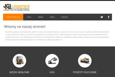 JGL Logistics Sieradz - Szkolenia kierowców wózków jezdniowych. Kurs wózki widłowe. - Dokształcanie i Doskonalenie Zawodowe Sieradz