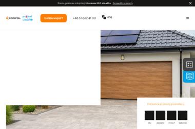 KRISPOL Sp. z o.o. - Sprzedaż Ogrodzeń Panelowych Września