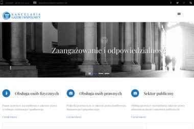Łazor i Wspólnicy S.K.A. - Adwokat Olsztyn