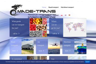 Made Trans Emilian Krych - Transport międzynarodowy Łódź