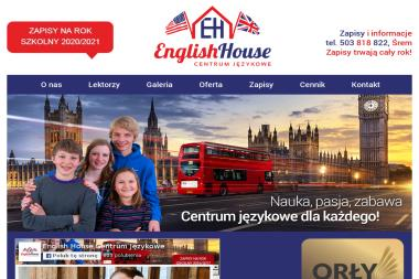 Centrum Językowe English House Joanna Klemenska - Nauczyciele angielskiego Śrem