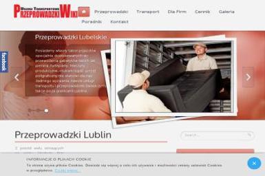 WIKI-Przeprowadzki Lublin - Przeprowadzki międzynarodowe Lublin