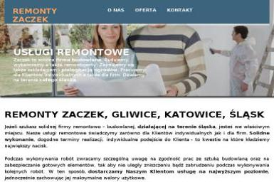 Firma Usługowo-Handlowa Adam Zaczek - Instalacje grzewcze Gliwice