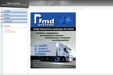 RMD Systems Monika Dudek - Styropian Orzechowo