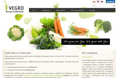 Vegro Sp. z o.o. - Uprawa Pomidorów Inowrocław