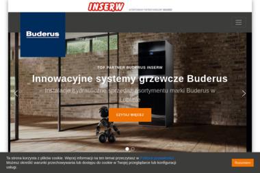 """""""Inserw"""" Karolina Kurzydłowska - Urządzenia, materiały instalacyjne Lublin"""