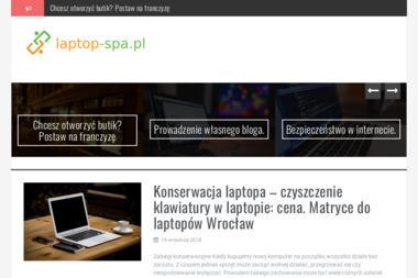 LaptopSpa - Naprawa komputerów Wrocław