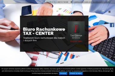 Tax Center Biuro Rachunkowe Małgorzata Rodak - Usługi podatkowe Katowice