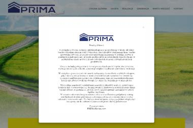PRIMA - Elewacja z Klinkieru Krasnystaw