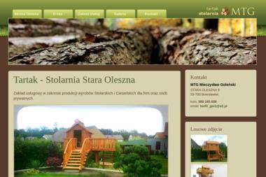 MTG STOLARSTWO - Tarasy Bolesławiec