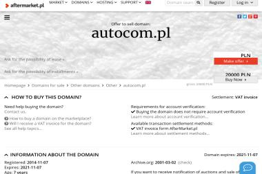 DC Sysytem-Autocom Sp. z o.o. - Monitoring Gliwice