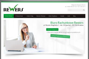 BIURO RACHUNKOWE REWERS - Biuro rachunkowe Kraków