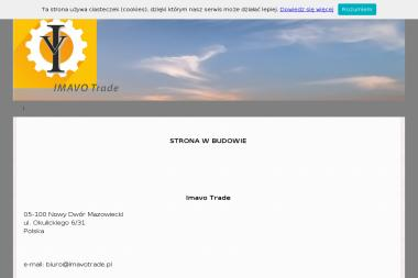 IMAVO Trade - Tokarz Nowy Dwór Mazowiecki