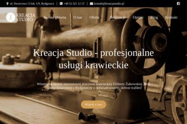 Kreacja-Studio Elżbieta Żukowska - Szycie pościeli Bydgoszcz