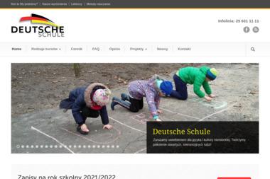 DEUTSCHE SCHULE Ośrodek Szkolenia - Szkoła językowa Siedlce