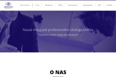 PROFESIO DOBROWOLSCY - Kredyt konsolidacyjny Starogard Gdański