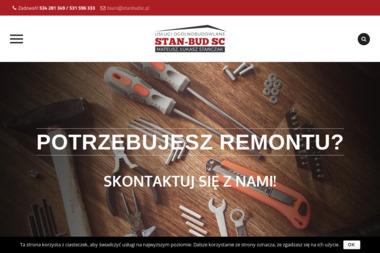 STAN-BUD SC. MATEUSZ, ŁUKASZ STAŃCZAK - Firma remontowa Jaworzno