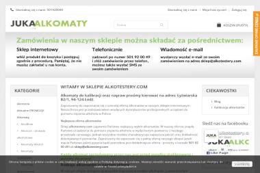 JUKA Karol Juchniewicz - Sklep internetowy Toruń