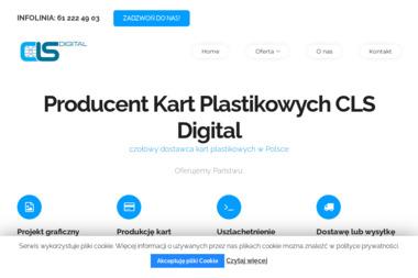 CLS Digital - Urządzenia dla firmy i biura Poznań