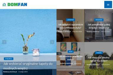 Sklep Internetowy Domfan.pl - Sklep internetowy Poznań