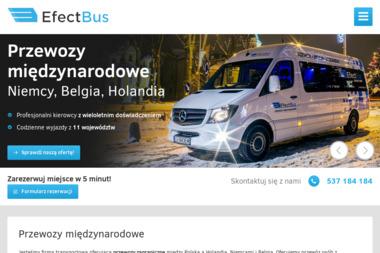 Piotr Przednowek EFECT BUS - Firma transportowa Bełżec