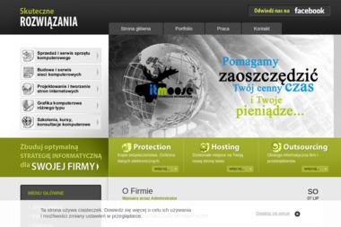Itmoose Technologie Informatyczne - Tworzenie Sklepów Internetowych Lublin