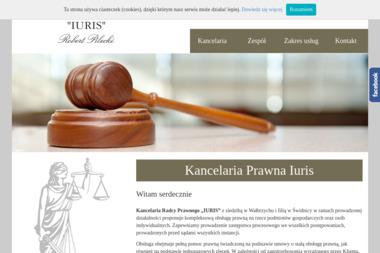 Robert Pilecki Kancelaria Prawna IURIS - Adwokat Wałbrzych